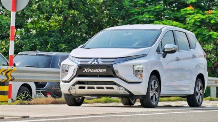 Mitsubishi Xpander giảm nửa doanh số nhưng vẫn bán chạy nhất phân khúc 2