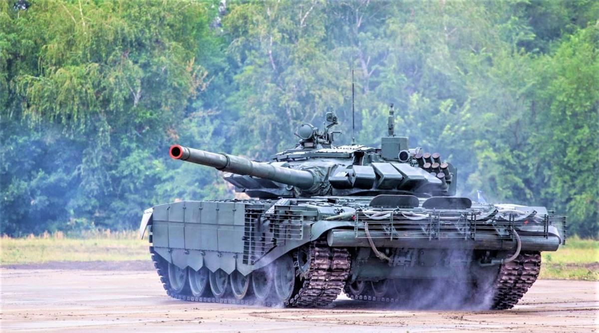 Phiên bản T-72B3 của Nga đang được đánh giá cao. Nguồn: 7themes.su