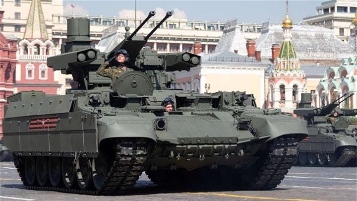 Vũ khí thay đổi cuộc chơi, Nga sẽ dùng BMPT-72 quét sạch bộ binh kẻ thù - 1