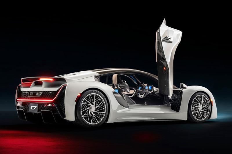 Top 10 siêu xe và hypercar nhanh nhất quả đất