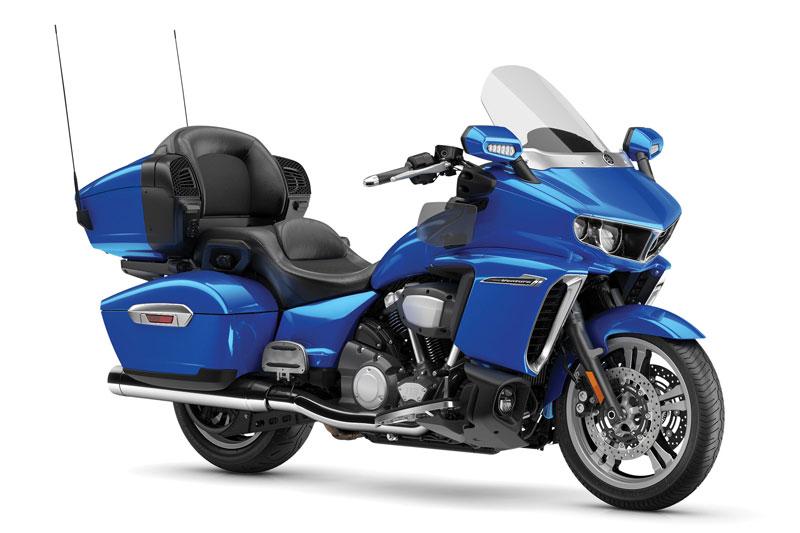 10. Yamaha Star Venture TC 2021.
