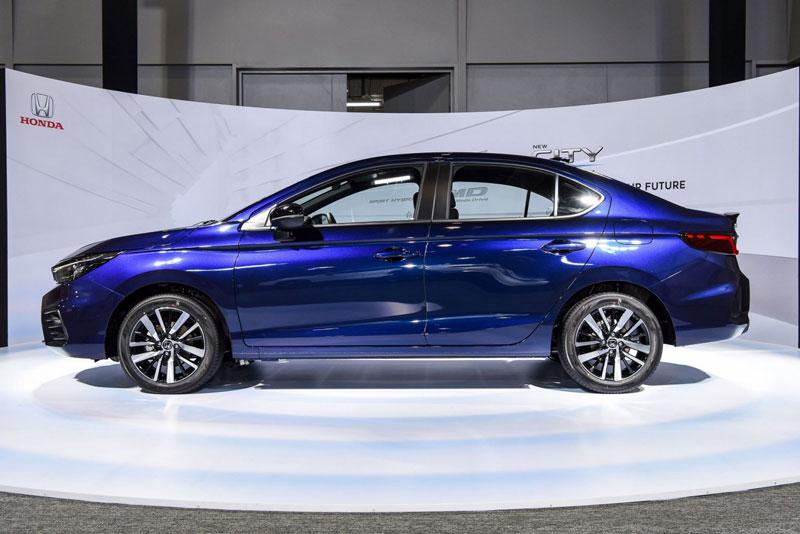 Chi tiết Honda City phiên bản siêu tiết kiệm xăng, giá gần 600 triệu đồng