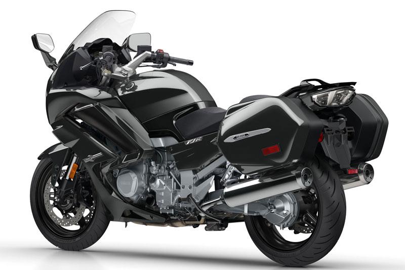 4. Yamaha FJR1300ES 2021.