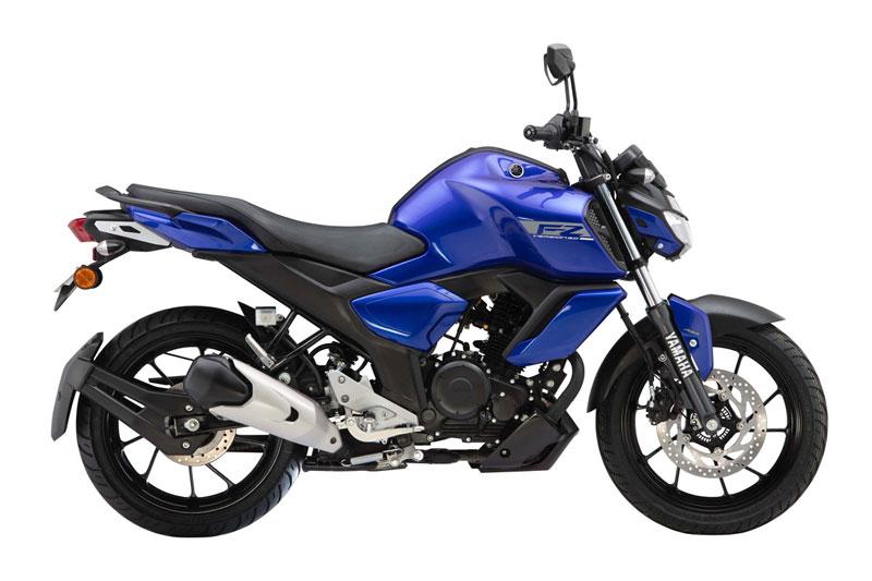 5. Yamaha FZ-FI 2021.