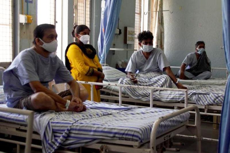 Cuộc khủng hoảng thứ 2 đe dọa những người từng mắc COVID-19 ở Ấn Độ
