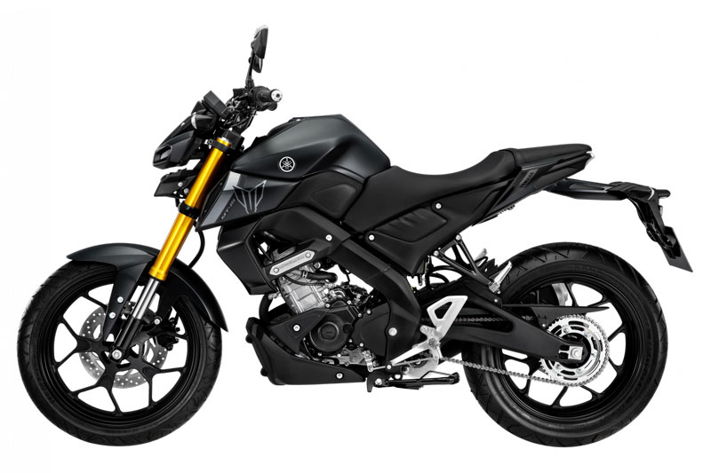 6. Yamaha MT-15 2021.