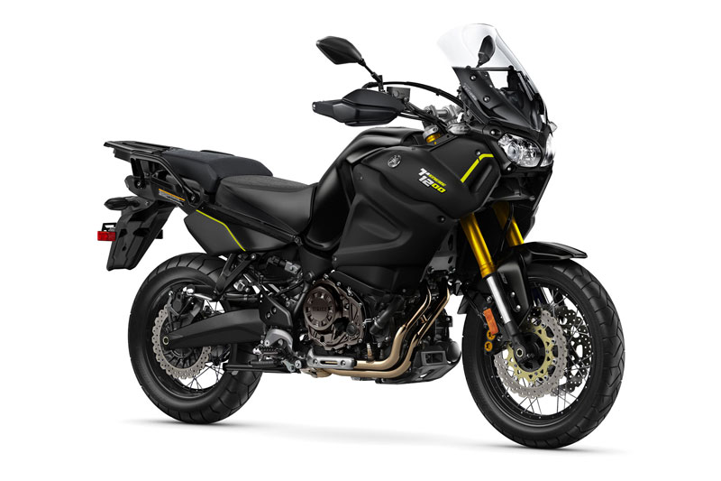 8. Yamaha Super Tenere ES 2021.