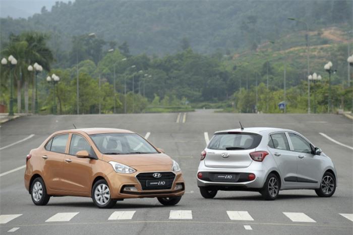 Giá xe Hyundai i10 tháng 7/2021: Thấp nhất chỉ 377 triệu đồng 1