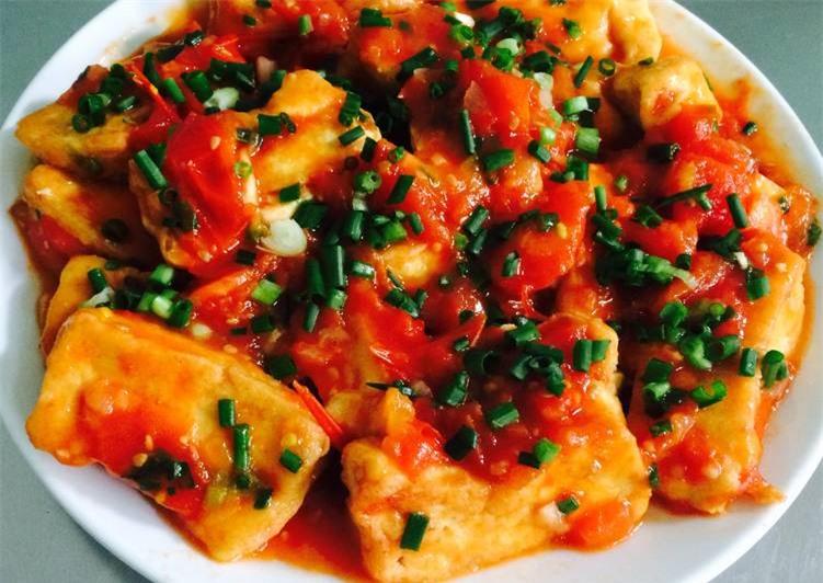 Món ngon dễ làm với cà chua