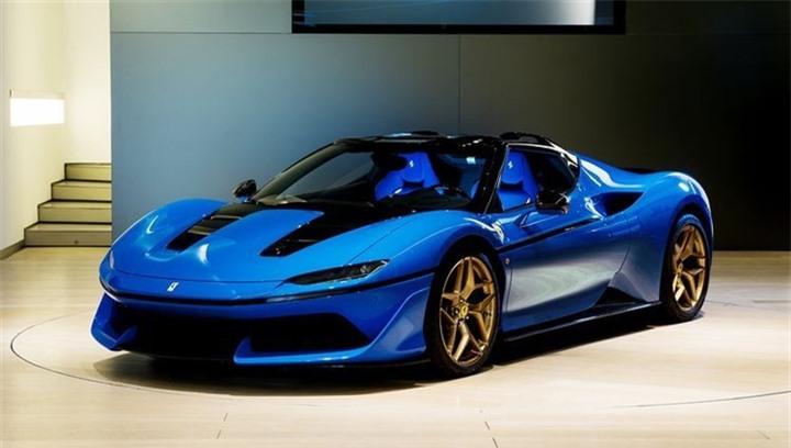 7 chiếc Ferrari hiếm nhất thế giới - 1