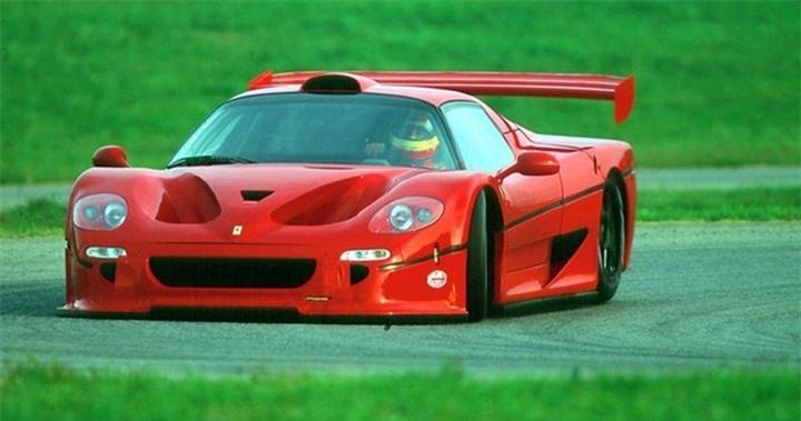 7 chiếc Ferrari hiếm nhất thế giới - 6