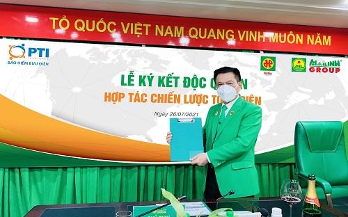 Bảo hiểm Bưu điện hợp tác độc quyền với Tập đoàn Mai Linh