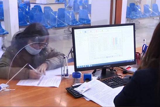 Hà Nội tạm dừng nhận hồ sơ hưởng bảo hiểm thất nghiệp trực tiếp để phòng dịch COVID-19