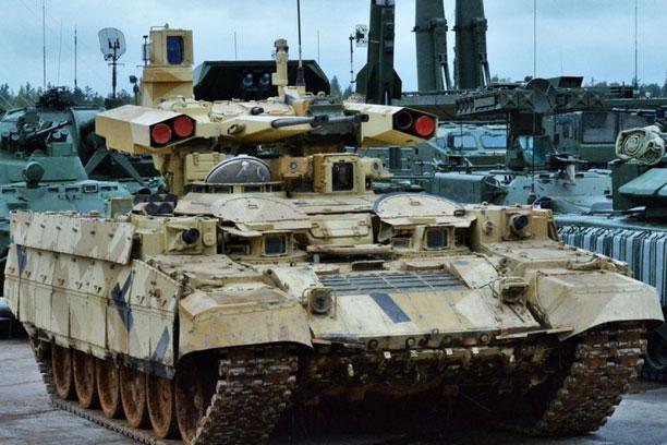 """""""Kẻ hủy diệt – 2"""" bản nâng cấp chính thức gia nhập các lực lượng vũ trang Nga"""