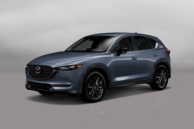 1. Mazda CX-5 2021 (giá khởi điểm: 26.545 USD).