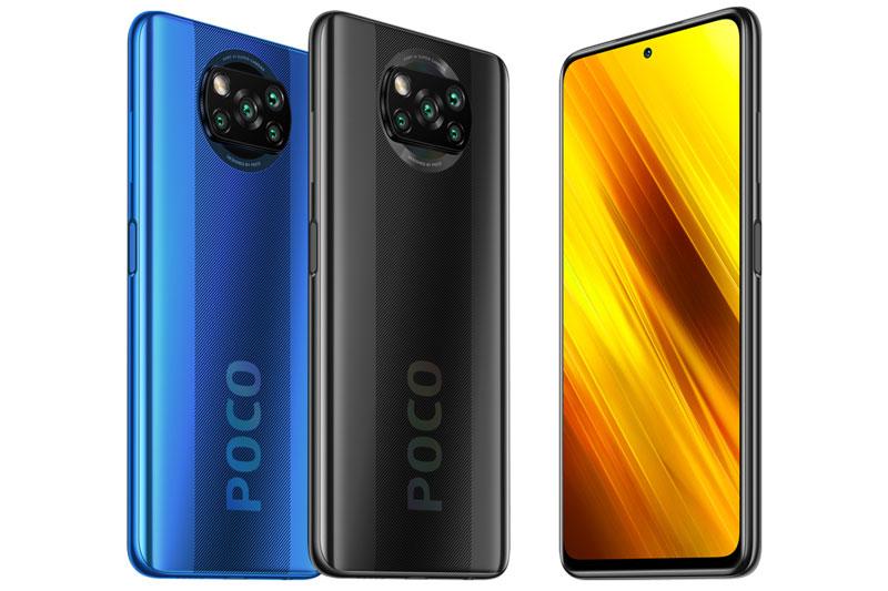 10. Xiaomi Poco X3 NFC.