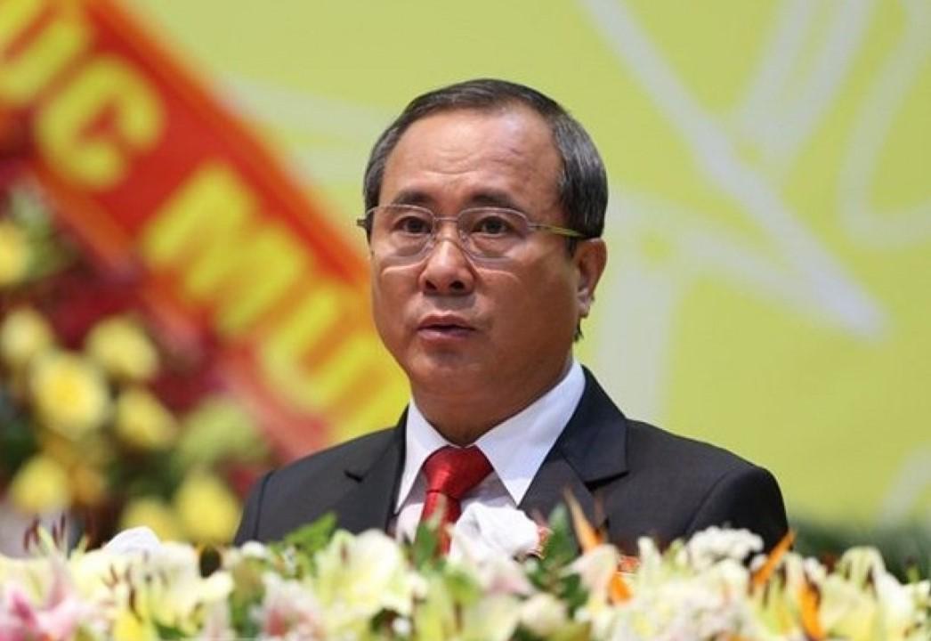 Nguyên Bí thư Tỉnh uỷ Bình Dương Trần Văn Nam.
