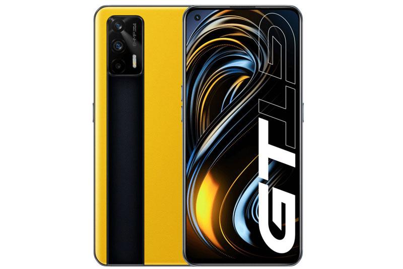 3. Realme GT 5G.