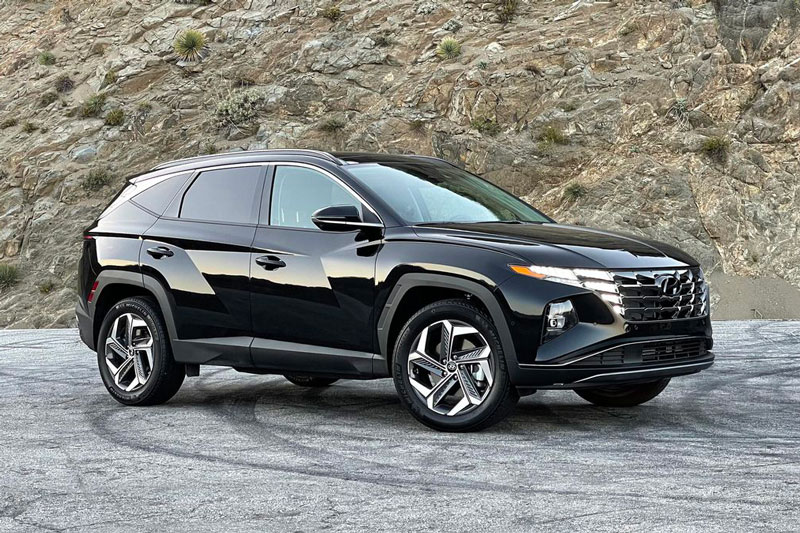 5. Hyundai Tucson 2022 (giá khởi điểm: 26.135 USD)