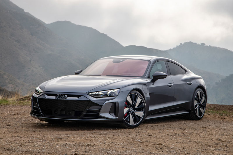 Audi E-tron GT bắt đầu nhận đơn đặt hàng tại Mỹ, giá từ dưới 100.000 USD