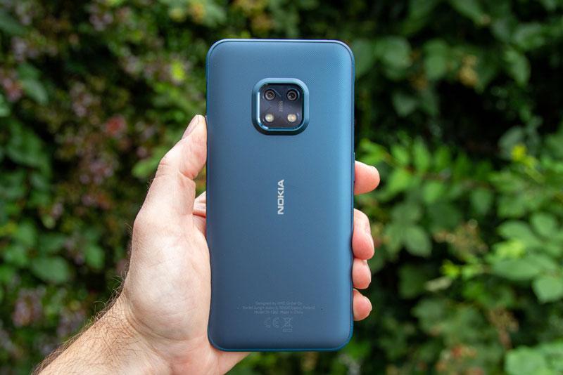 Nokia ra mắt smartphone 'nồi đồng cối đá', kết nối 5G, RAM 6 GB, giá gần 13 triệu