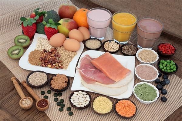 Ăn gì để khỏe mạnh trong mùa dịch?