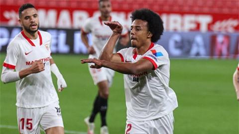 Kounde đang được Sevilla hét giá lên đến 70 triệu euro