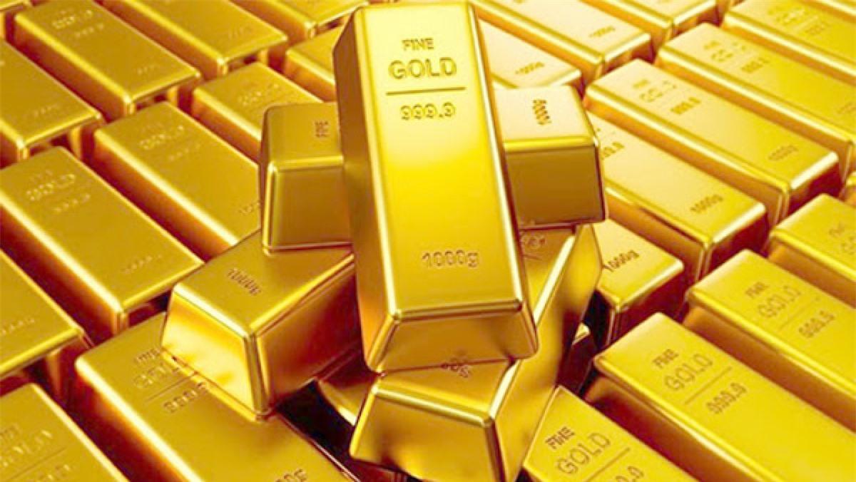 Giá vàng trong nước và thế giới đảo chiều giảm mạnh. (Ảnhh: KT)