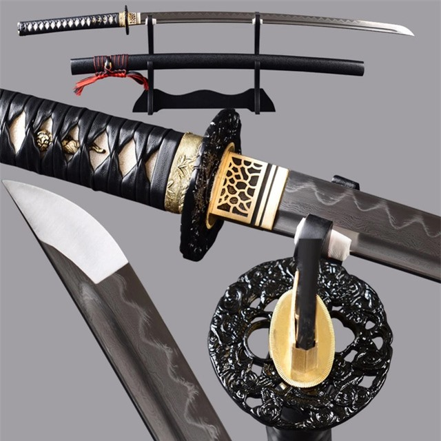 Không phải thanh kiếm Nhật nào cũng được gọi là Katana và sau đây là tên gọi chuẩn của từng loại - Ảnh 12.