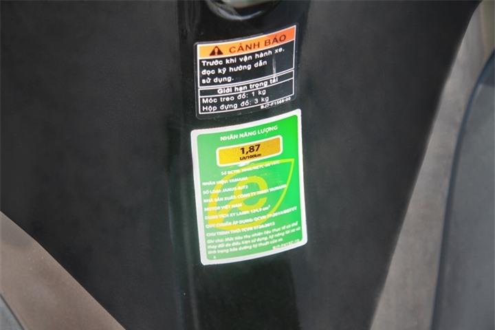 Giá xăng tăng vọt, xe tay ga Janus tiết kiệm xăng đến mức nào? - 3