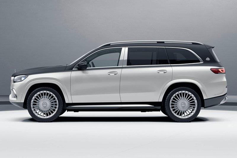 Khám phá SUV siêu sang Mercedes-Maybach GLS 600 4MATIC 2021, giá từ 11,5 tỷ đồng tại Việt Nam