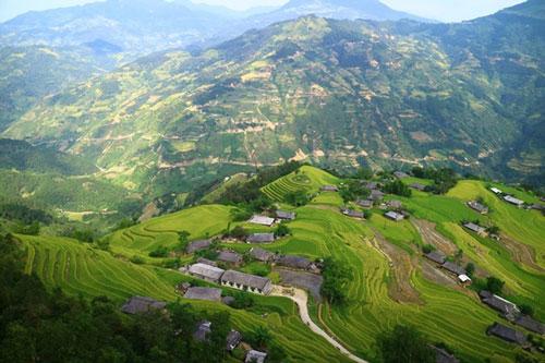"""""""Thung lũng"""" homestay Quảng Hạ"""