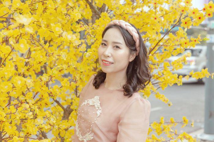 Chị Lê Ngọc Trân.