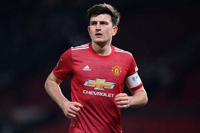 2. Harry Maguire (mua từ Leicester City, 2019, 78,3 triệu bảng).