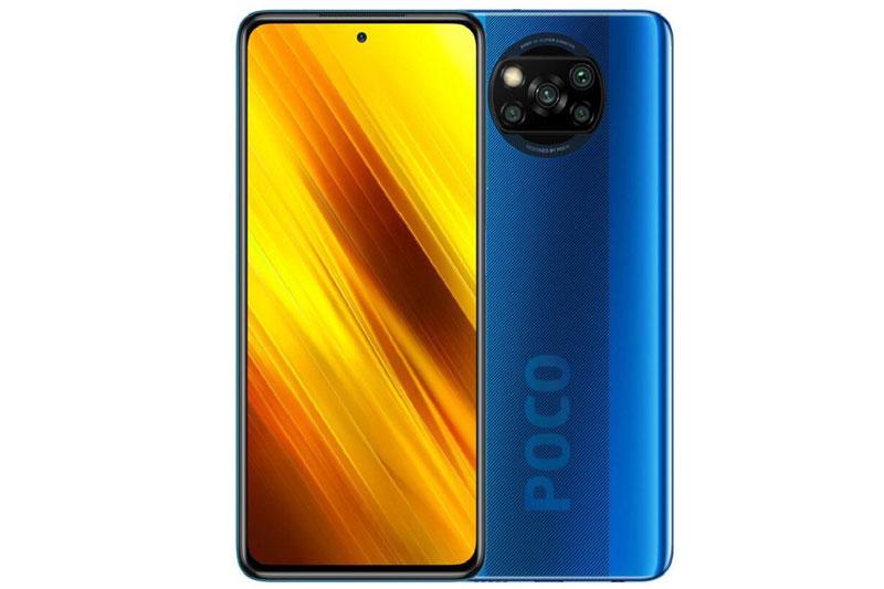 2. Xiaomi Poco X3 NFC.