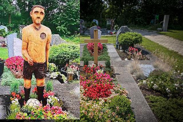 Người đàn ông buộc phải gỡ bỏ bức tượng tưởng nhớ cha mình chỉ vì quá giống Hitler