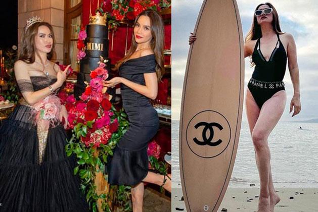 Nữ tỷ phú gốc Việt 52 tuổi vẫn đẹp nóng bỏng, sống siêu giàu trong biệt thự 800 tỷ ở Mỹ