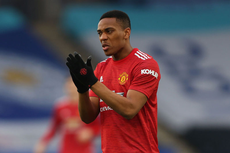 7. Anthony Martial (mua từ AS Monaco, 2015, 54 triệu bảng).