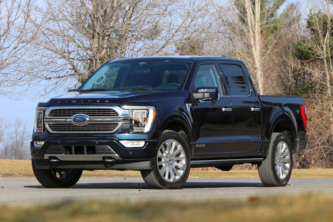 Ford từ bỏ động cơ diesel trên chiếc F-150