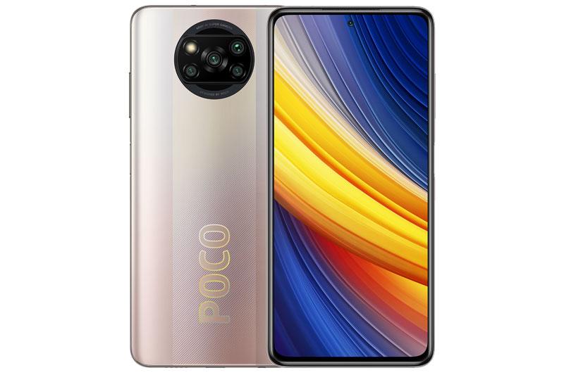 9. Xiaomi Poco X3 Pro.