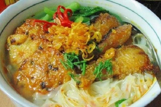 Cách nấu canh cá Quỳnh Côi đặc sản Thái Bình