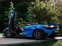 Ngắm siêu xe mui trần mạnh nhất trong lịch sử McLaren