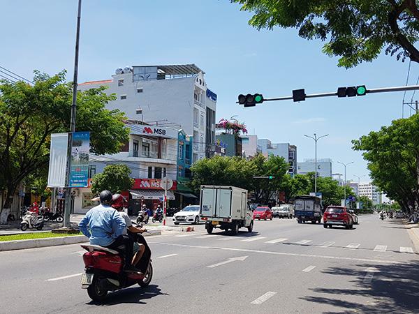 Đà Nẵng: Cải tạo, điều chỉnh tổ chức giao thông tuyến đường huyết mạch để giảm ùn tắc