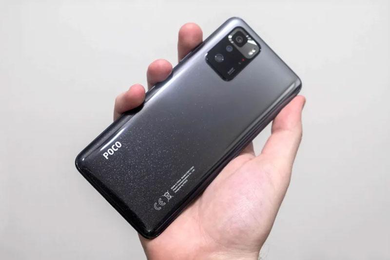 Smartphone 5G, chống nước, pin 5.000 mAh, sạc 67W, màn hình 120Hz, RAM 8 GB, giá 7,99 triệu đồng - x��� s��� ki���u m���