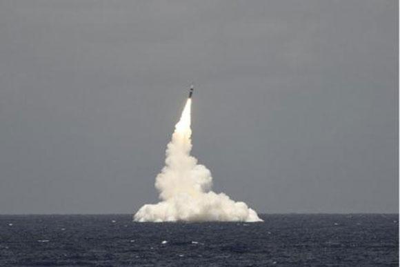 Mỹ sản xuất đầu đạn nhiệt hạch W88 Alt 370 siêu mạnh