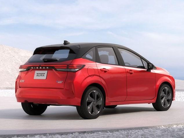 Xe Nissan đẹp long lanh, dẫn động 4 bánh, cạnh tranh với Honda Jazz, Toyota Yaris