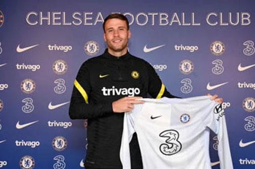 Chelsea có tân binh đầu tiên ở kỳ chuyển nhượng hè 2021
