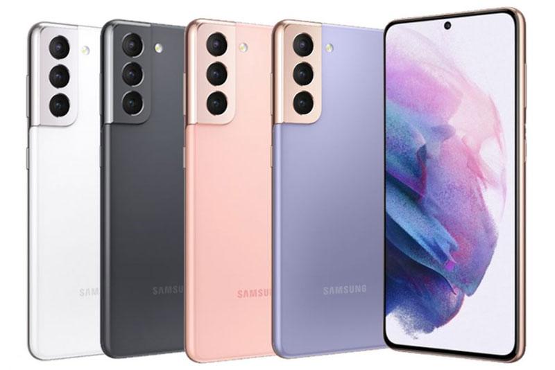 2. Samsung Galaxy S21 5G.