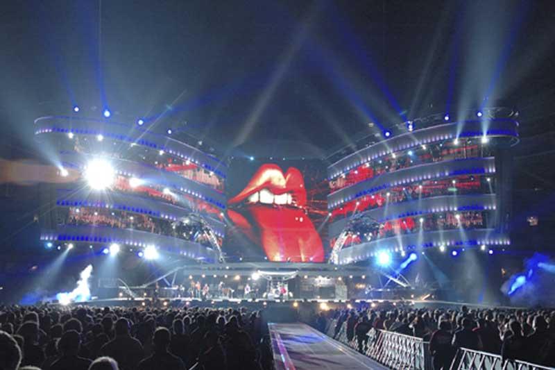 4. A Bigger Bang Tour (The Rolling Stones) - Doanh thu: 558.255.524 USD.