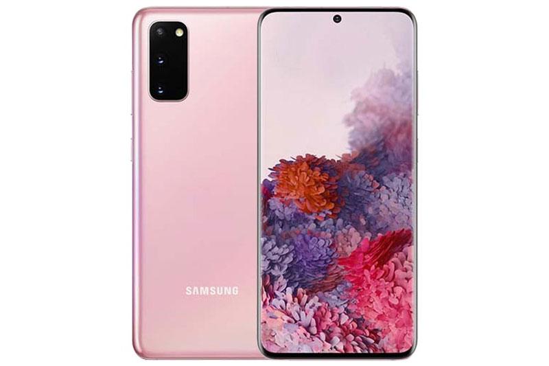 6. Samsung Galaxy S20.
